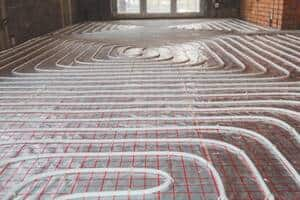 Under floor Heating 700x467